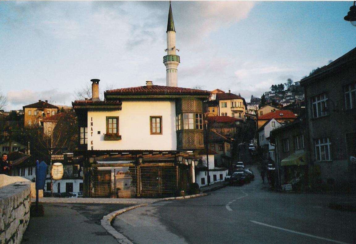 Visages de Sarajevo d'après guerre : hymne à une capitale courage 4