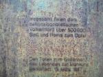 En tout 500.000 Roms et Sintis sont tombés victimes du génocide nazi.